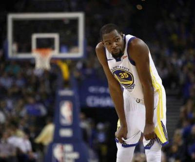 Kevin Durant Expected To Return Mid-Series