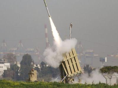 Iranian forces in Syria just fired rockets at Israeli targets in Golan Heights, according to Israel's military