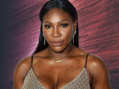 Serena Williams Penned A Sweet Letter To Her Baby
