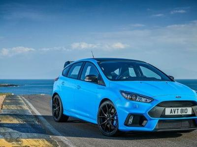The LSD-Equipped Ford Focus RS Edition Is Yours For Just Under £36k