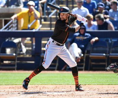 Mets acquire speedster Billy Hamilton from Giants