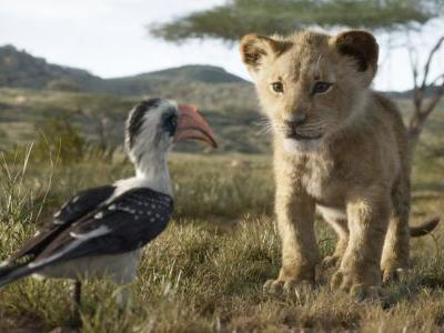 'The Lion King' is on its way to beating a box-office record held by the 'Harry Potter' finale