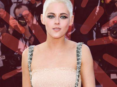Kristen Stewart's Cannes Film Festival Look Was An Act Of Stylish Rebellion