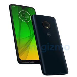Leaked Moto G7 Plus render reveals close resemblance to regular model