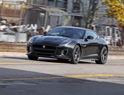 2018 Jaguar F-type 400 Sport AWD Coupe Tested
