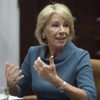 Betsy DeVos' Comments About The Santa Fe Shooting Has Me Wondering This One Thing