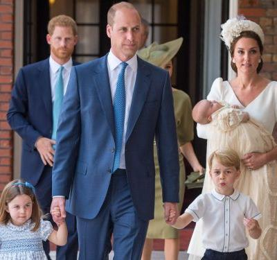 Why Queen Elizabeth and Prince Philip are missing Prince Louis' christening