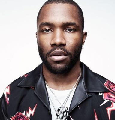 Frank Ocean takes cold showers every morning