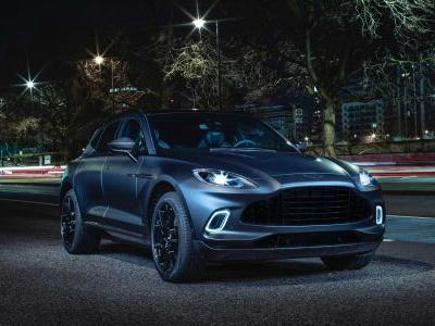 Aston Martin DBX Can Now Visit The Bespoke Q Division Team