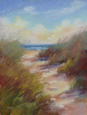 Tips for Painting Sand in Pastel