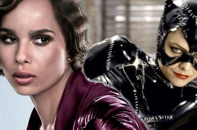 Zoe Kravitz Is Catwoman in The BatmanZoe Kravits has boarded The