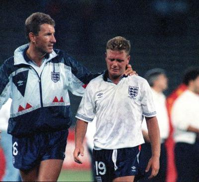 WORLD CUP: Gazza's tears help relaunch English soccer