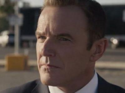 CAPTAIN MARVEL: Clark Gregg Discusses Agent Coulson's Return To The Big Screen