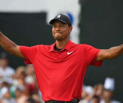 Nike Celebrates Tiger Woods's 80th PGA Tour Win With New Ad