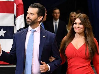 Donald Trump Jr. tested positive for COVID-19 and is quarantining