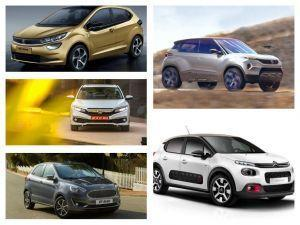 Top 5 Car News Of The Week Tata Altroz GIMS Tata H2X Citroen Honda Civic Figo facelift and more
