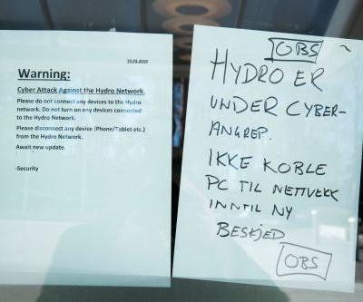 Aluminum manufacturing giant Norsk Hydro shut down by ransomware