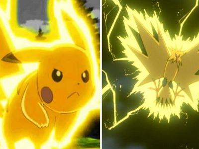 Pokémon: The 10 Best Electric Moves, Ranked | Game Rant