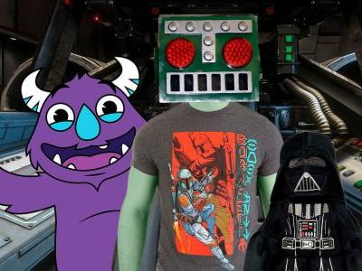 Contest: Celebrate Star Wars Day with this t-shirt and plush bundle from fun