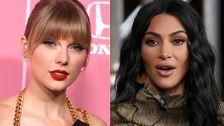 Taylor Swift Hasn't Responded To Kim Kardashian, But Her Best Friend Just Went In