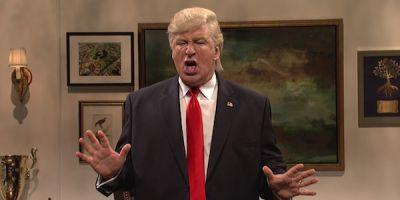 What SNL's Donald Trump Is Doing Next, According To Alec Baldwin