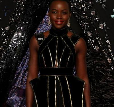 The Best Of The Blackout: Looks From The BAFTA's Red Carpet