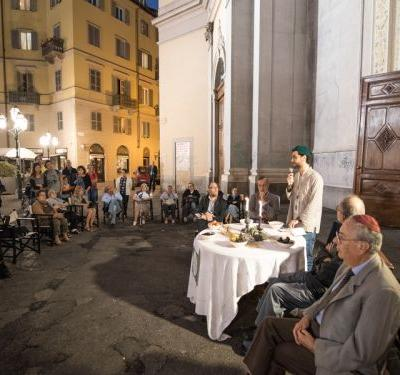 "The Festival of the Mediterranean presents ""Recipes of Dialogue. The stories and foods of an inclusive society"""