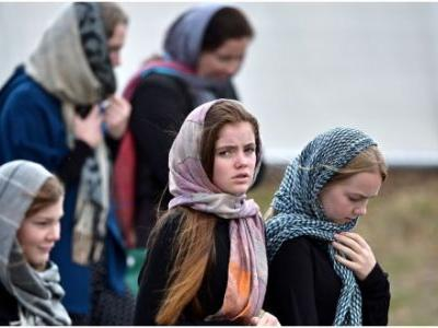 New Zealanders Wear Headscarves To Show Solidarity After Christchurch Attacks