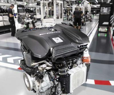 Mercedes-AMG Reveal Most Powerful 4-Cylinder Engine Ever Made