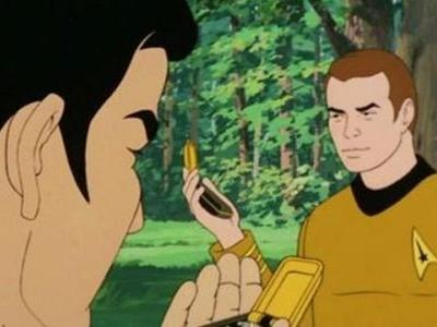 Nickelodeon is Developing a Star Trek Animated Series For Kids