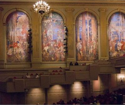 Brangwyn in San Francisco