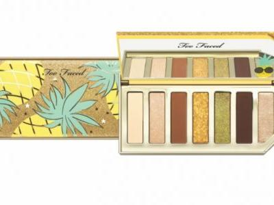 Too Faced's Pineapple Palette Proves Yellow Is the New Pink