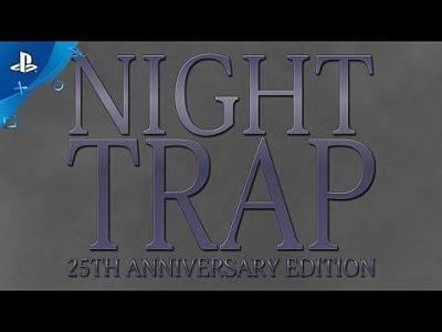 Night Trap Set to Re-Release With 25th Anniversary Edition, Including a Limited Physical Release