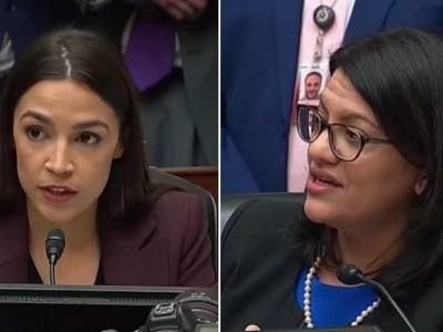 Ocasio-Cortez Backs Tlaib: Brave of Her to Remind Country That 'Tokenism is Racism'