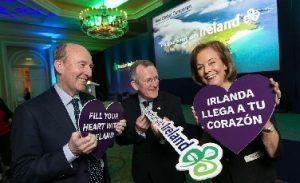 Additional €10M to be invested in marketing Ireland overseas in 2019, bringing total spend to €45M