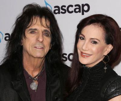 Alice Cooper reveals death pact with wife Sheryl Goddard