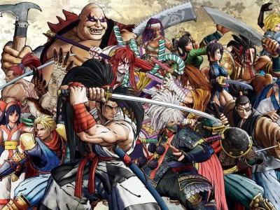 Samurai Shodown Out on March 16 for Xbox Series X/S, Supports 120 FPS