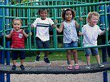 Let your children play! Top doctors urge pediatricians to PRESCRIBE playtime to kids