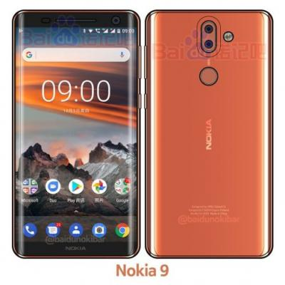 Nokia 9 Body appears in a new leaked image in China