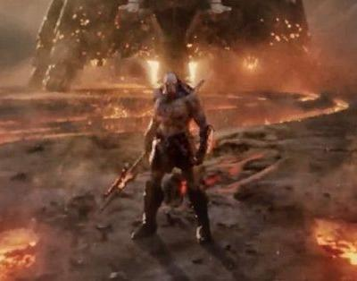Darkseid: Zack Snyder Reveals First Look at Justice League Villain