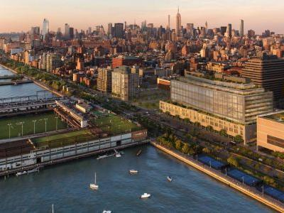 Google is planning a huge $1 billion campus in New York
