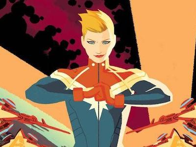 Wait, Was There A Captain Marvel Reference In Captain America: Civil War?