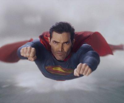'Superman & Lois' star Tyler Hoechlin on how he's like the Man of Steel