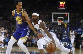 Magic go down 116-110 in gutsy performance against Warriors