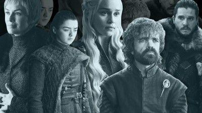 Watch One Second from Every 'Game of Thrones' Episode