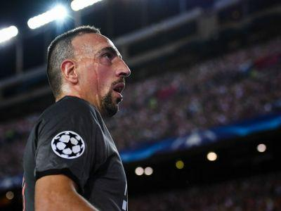 Arsenal handed boost as Ribery & Boateng ruled out for Bayern