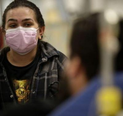 No escaping the perils of humanity: Flu virus can also spread through breathing and speaking