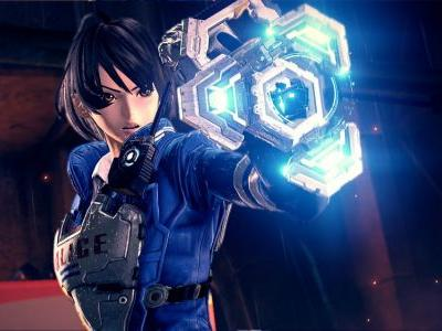 Platinum are envisioning Astral Chain as a potential trilogy