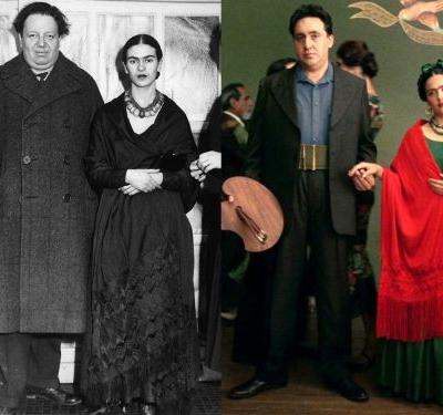The real-life love stories behind 10 iconic films