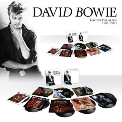 New 80's-era David Bowie box set, Loving the Alien, to feature unreleased music